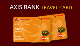 Forex card vs travel card